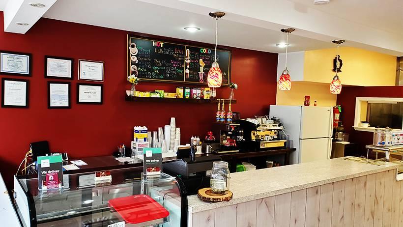 Brandons coffee shop | restaurant | 32 Broad St, Bloomfield, NJ 07003, USA | 9737432200 OR +1 973-743-2200