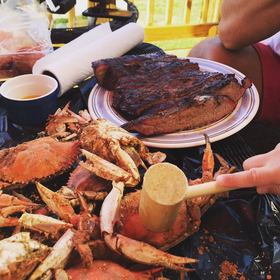 Papa Dents Crabs   restaurant   15807 Jefferson Davis Hwy, Woodbridge, VA 22191, USA   7036566821 OR +1 703-656-6821