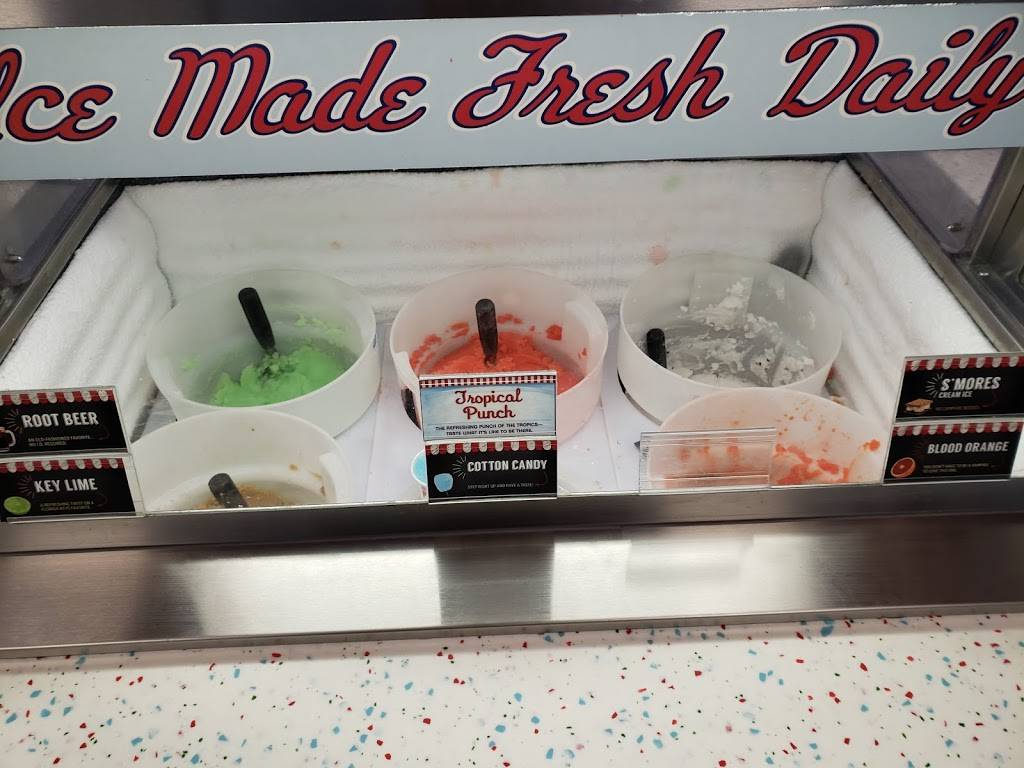 Ritas Italian Ice & Frozen Custard   restaurant   2510-A N, McMullen Booth Rd, Clearwater, FL 33761, USA   7277967482 OR +1 727-796-7482