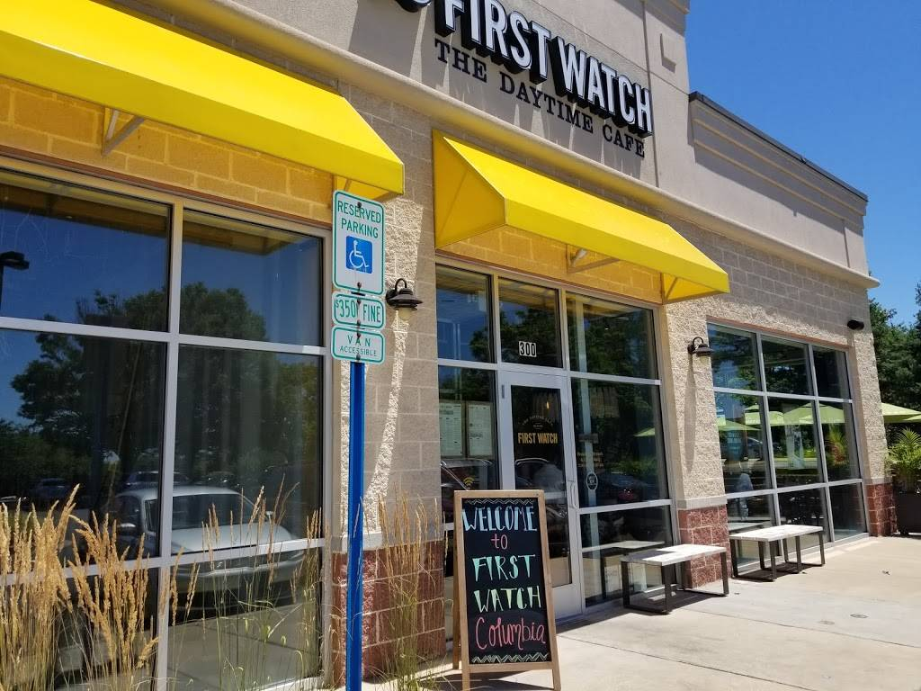 First Watch - Columbia | cafe | 6478 Dobbin Center Way #300, Columbia, MD 21045, USA | 4435838890 OR +1 443-583-8890