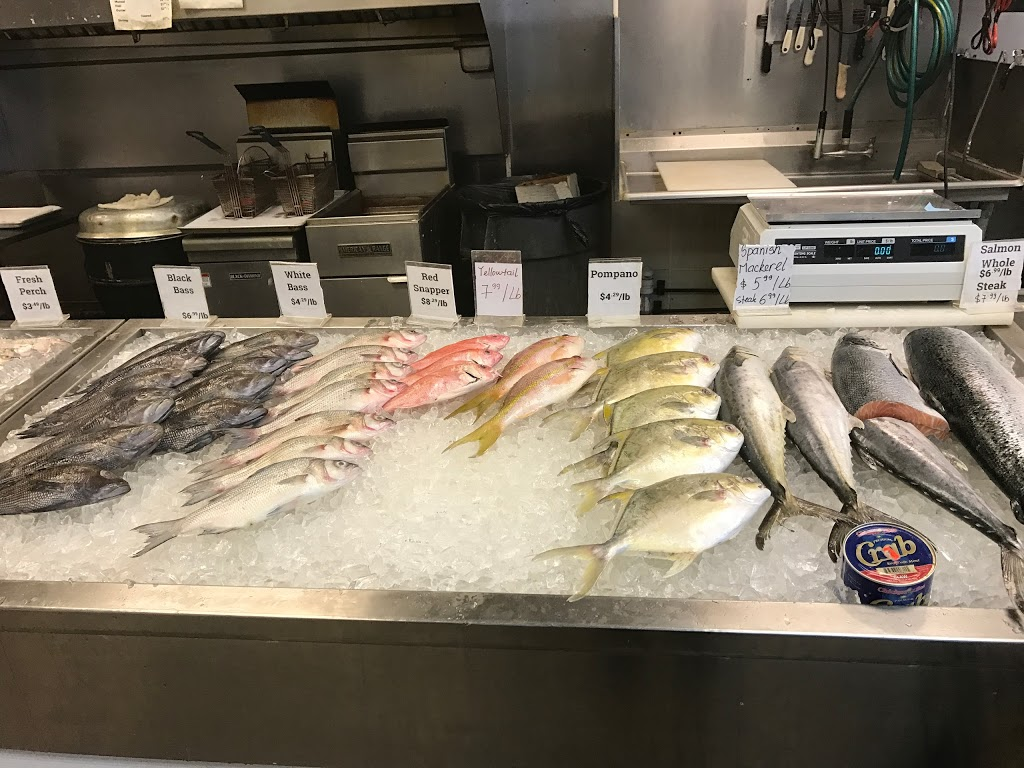 Central Fish Market | meal takeaway | 3701 Central Ave, Charlotte, NC 28205, USA | 7045369100 OR +1 704-536-9100