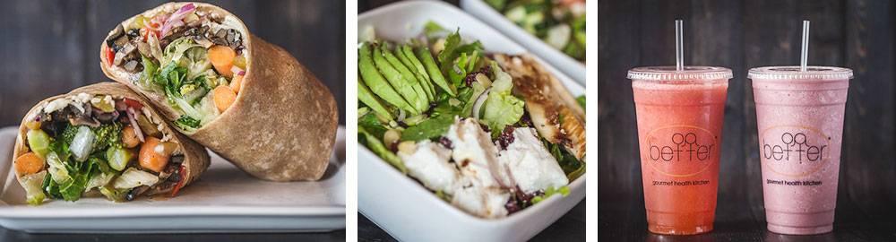 Better Gourmet Health Kitchen | restaurant | 1135c Morris Park Ave, Bronx, NY 10461, USA | 7188235200 OR +1 718-823-5200