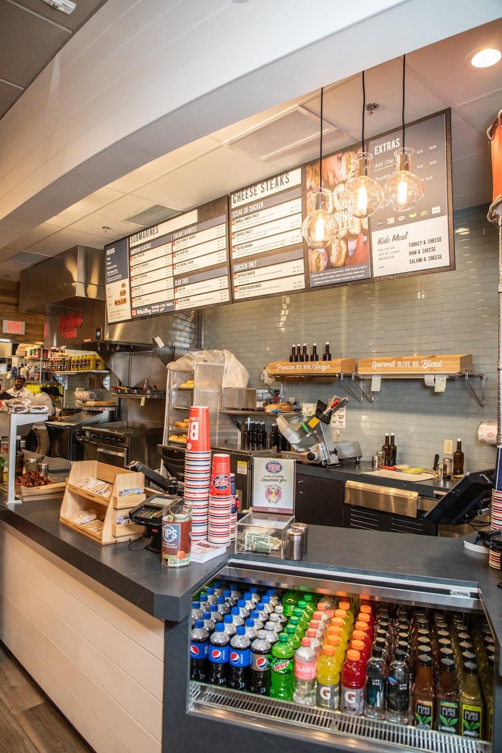 Jersey Mikes Subs | restaurant | 6828 Waltons Ln, Gloucester, VA 23061, USA | 8042101130 OR +1 804-210-1130