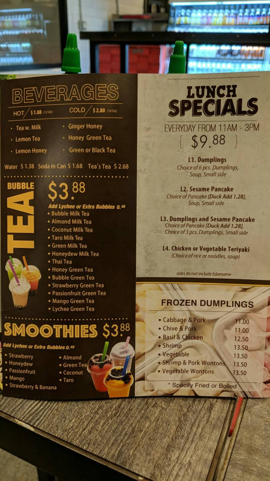 Vanessas Dumpling House | restaurant | 30-30 47th Ave, Long Island City, NY 11101, USA | 7182984388 OR +1 718-298-4388
