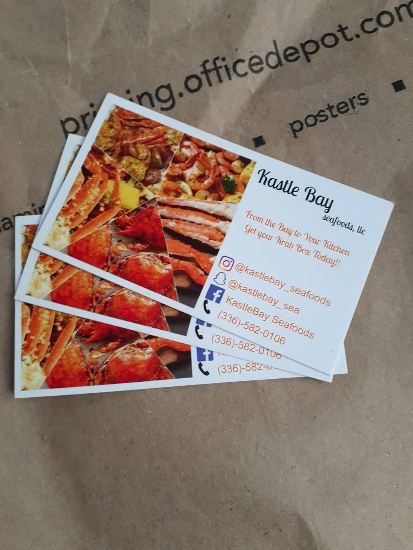 KastleBay Seafoods | restaurant | Winston-Salem, NC 27101, USA | 3365820106 OR +1 336-582-0106