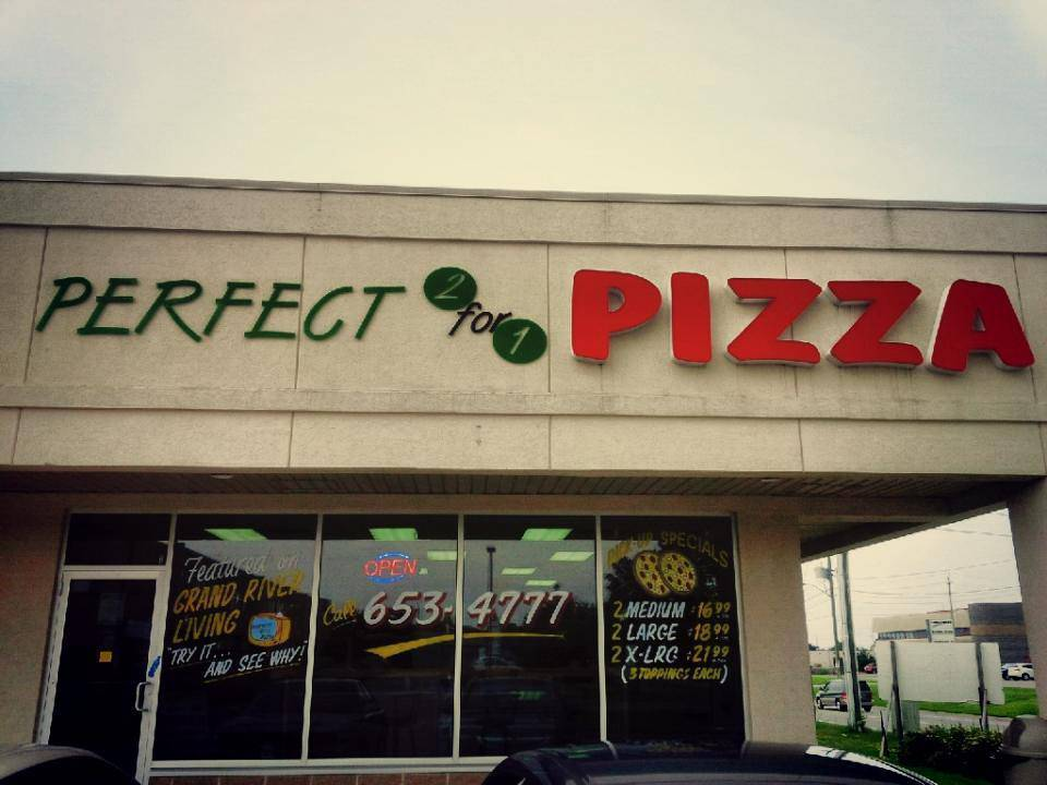 Perfect Pizza | restaurant | 895 Langs Dr, Cambridge, ON N3H 5P6, Canada | 5196503393 OR +1 519-650-3393