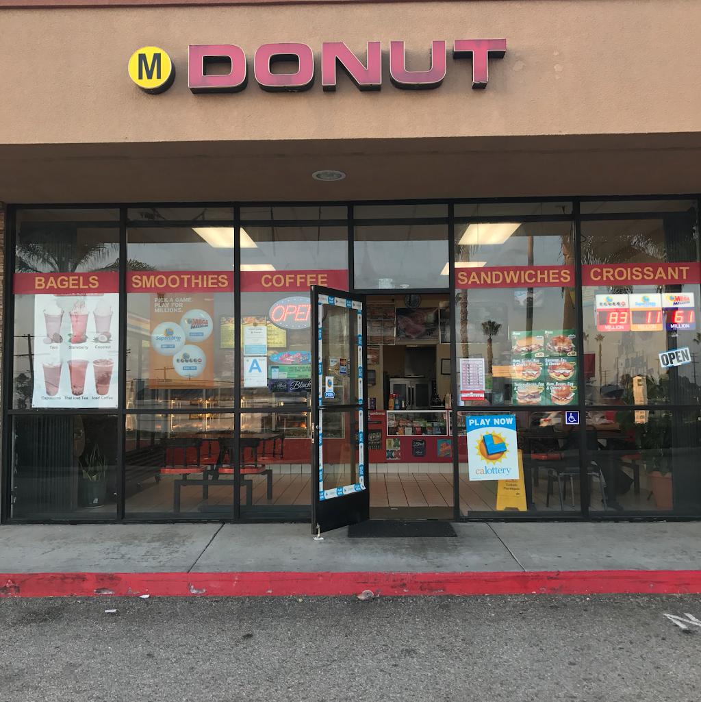 M Donut | cafe | 1724 Palos Verdes Dr N Ste B, Harbor City, CA 90710, USA | 3102217120 OR +1 310-221-7120