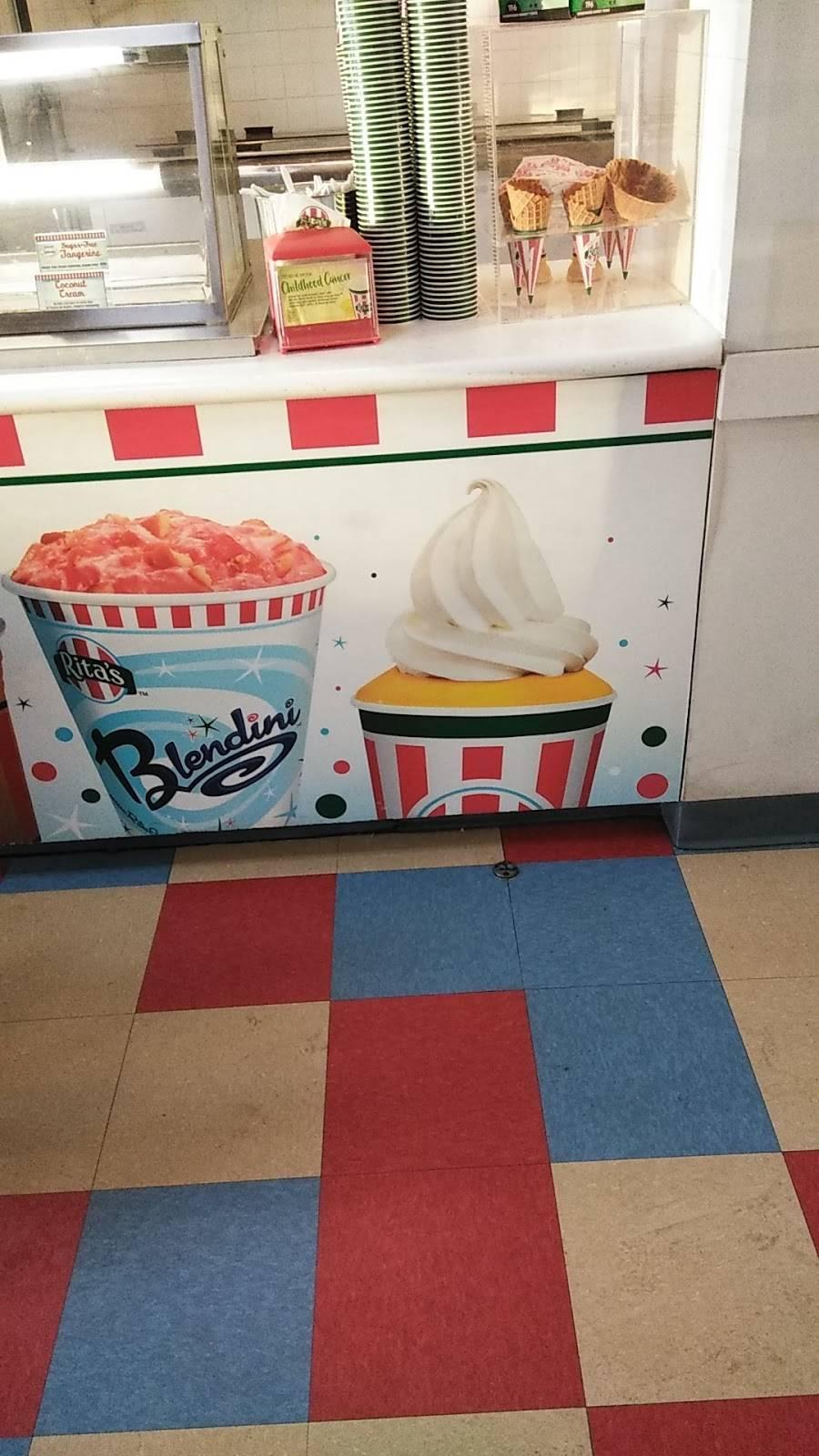 Ritas Italian Ice & Frozen Custard | restaurant | 184 Essex St, Lodi, NJ 07644, USA | 2018430882 OR +1 201-843-0882