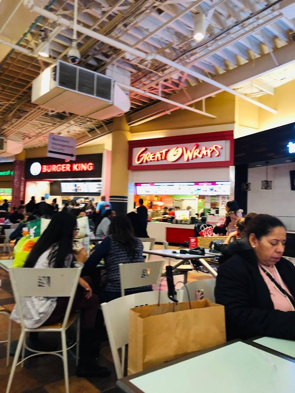 Great Wraps   restaurant   POTOMAC MILLS, 2700 Potomac Mills Cir, Woodbridge, VA 22192, USA   5715723431 OR +1 571-572-3431