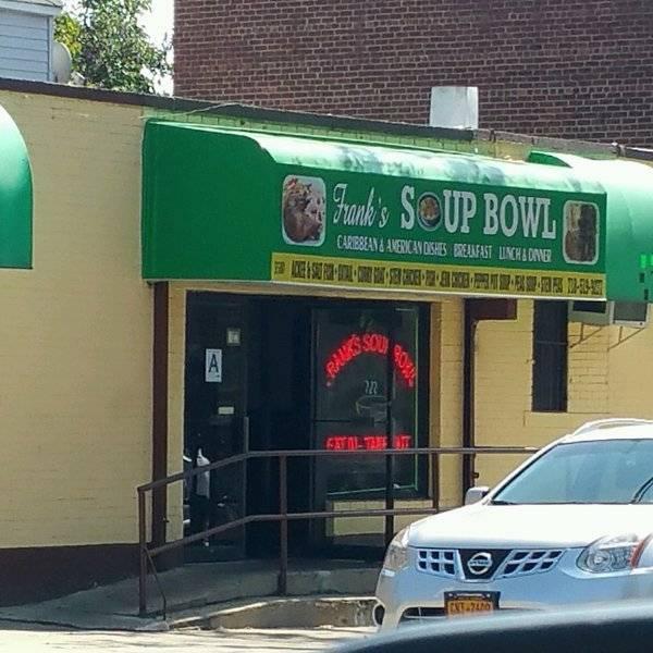 Franks Soup Bowl Inc   restaurant   3580 Bronxwood Ave, Bronx, NY 10469, USA   7185199277 OR +1 718-519-9277