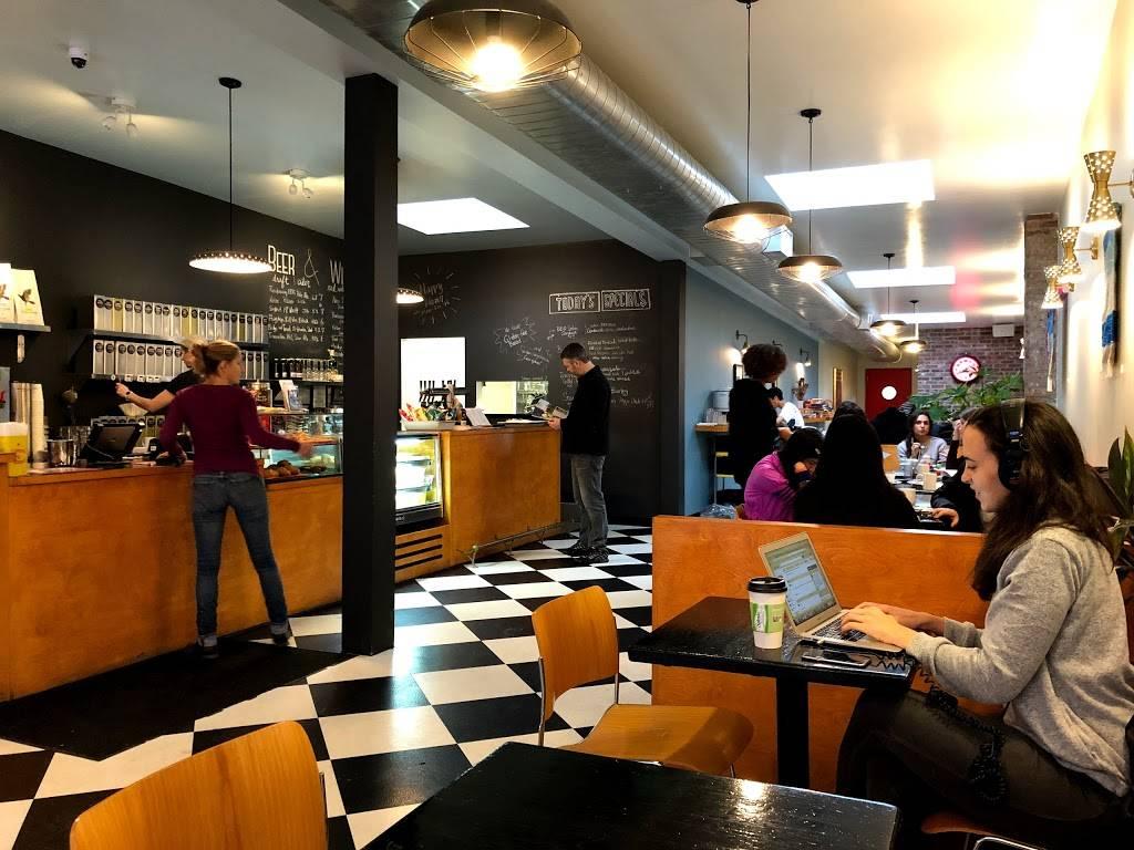 Communitea   cafe   11-18 46th Rd, Long Island City, NY 11101, USA   7187297708 OR +1 718-729-7708