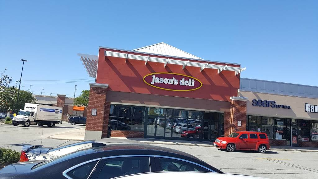 Jasons Deli | restaurant | 1258 S Canal St, Chicago, IL 60607, USA | 3128500547 OR +1 312-850-0547