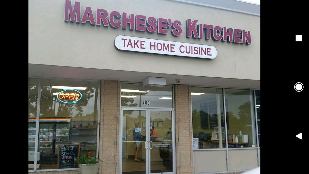 Marchese S Kitchen Restaurant 965 Pinemont Dr 700 Houston Tx 77018 Usa