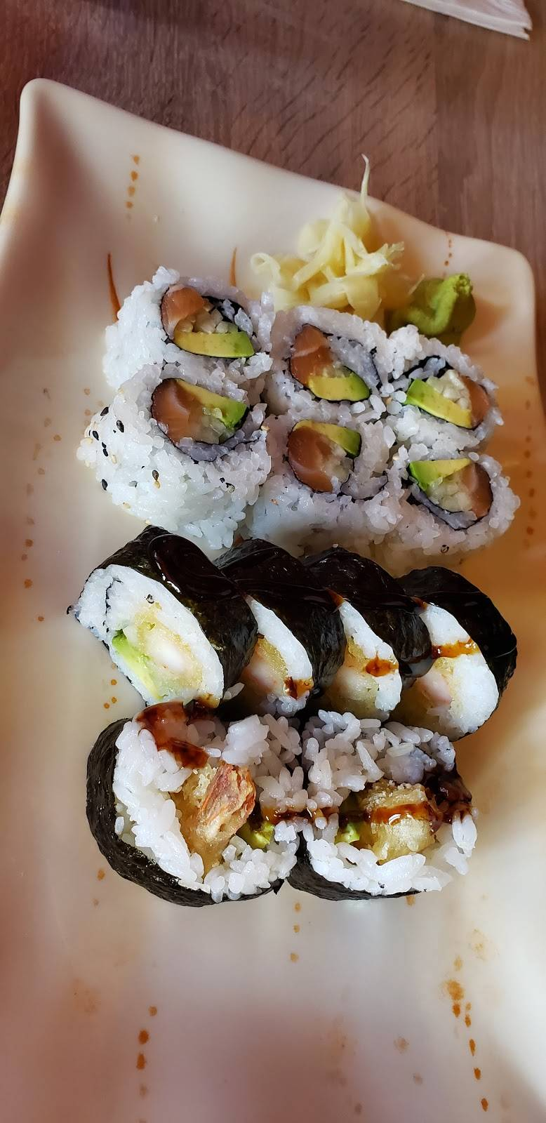 Sushi Express | restaurant | 610 University Ave, Madison, WI 53715, USA | 6084679688 OR +1 608-467-9688