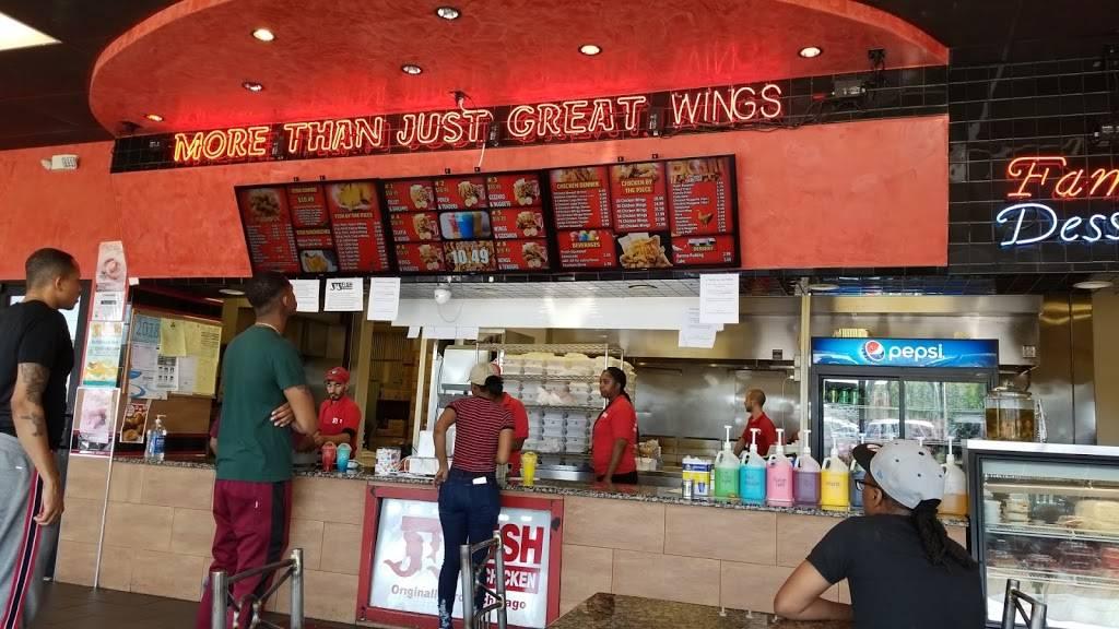 JJs Fish & Chicken | restaurant | 2598 Candler Rd, Decatur, GA 30034, USA | 6782078286 OR +1 678-207-8286
