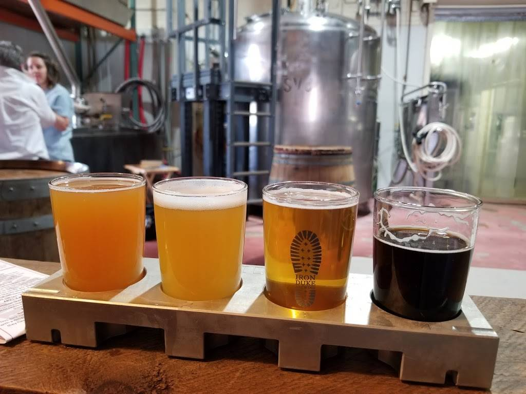 Iron Duke Brewing | restaurant | 100 State St #122, Ludlow, MA 01056, USA | 4136246258 OR +1 413-624-6258