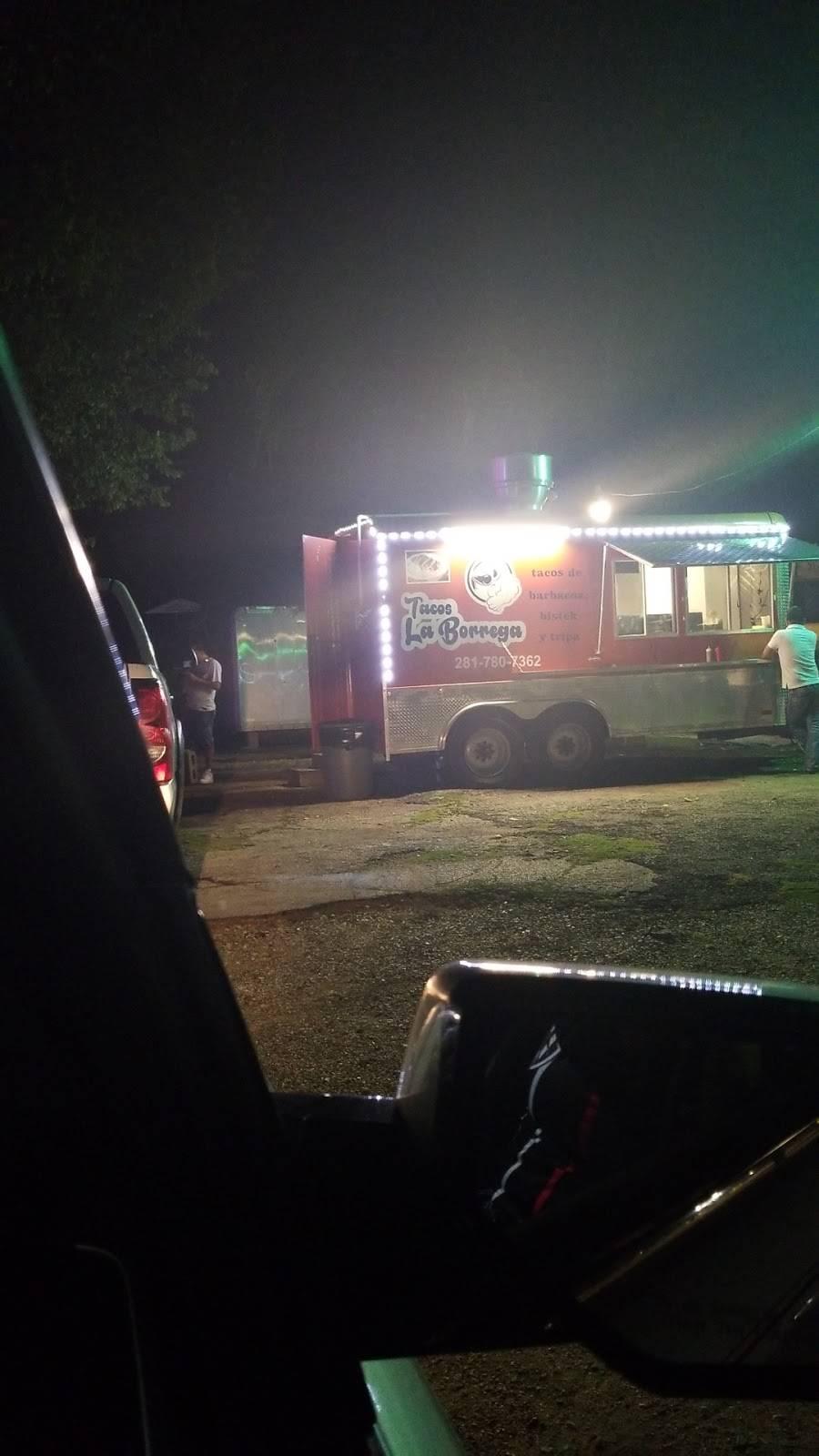 Tacos La Borrega | restaurant | 0250930000016, Houston, TX 77012, USA | 2817807362 OR +1 281-780-7362