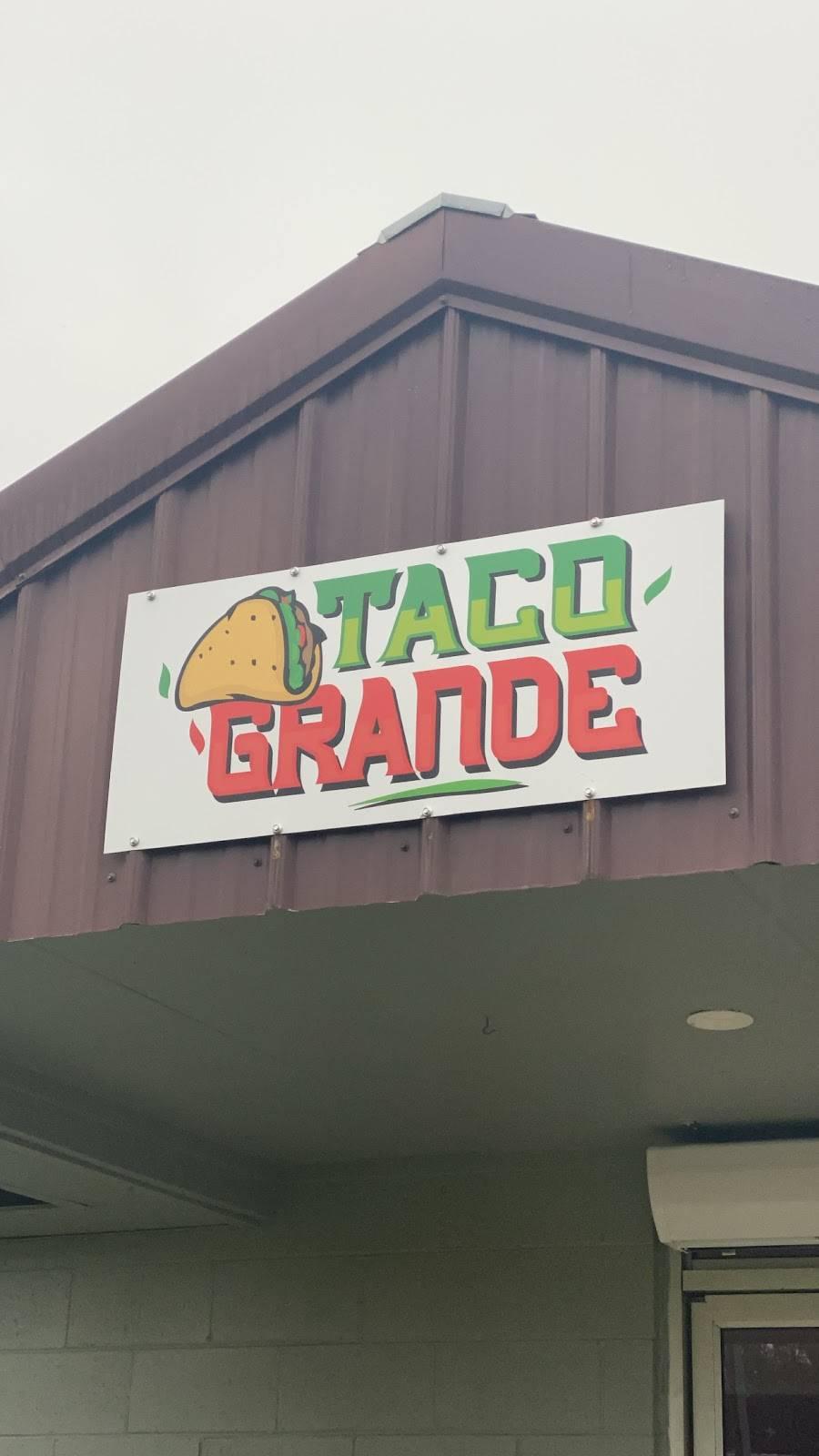 Taco Grande | restaurant | Butler St, Camilla, GA 31730, USA | 2293308227 OR +1 229-330-8227