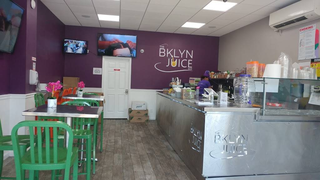 THE BKLYN JUICE BAR | restaurant | 2873 Atlantic Ave, Brooklyn, NY 11207, USA | 7182770400 OR +1 718-277-0400