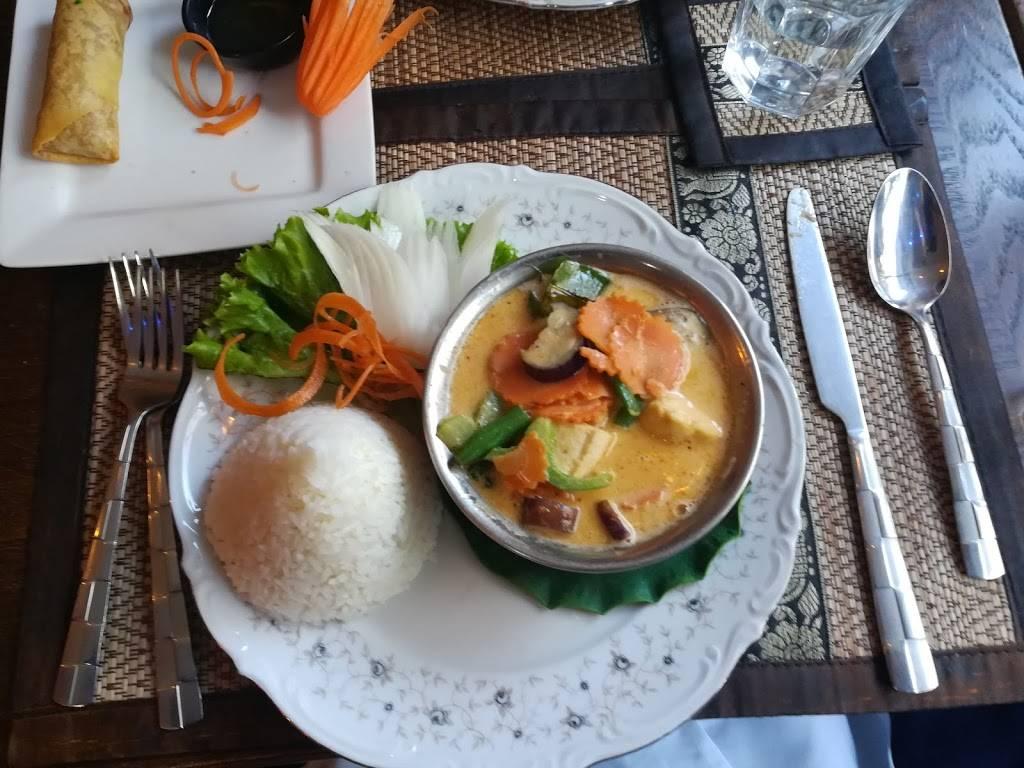 PaPa Thai Cuisine | restaurant | 2115 Frederick Douglass Blvd, New York, NY 10026, USA | 2128661857 OR +1 212-866-1857