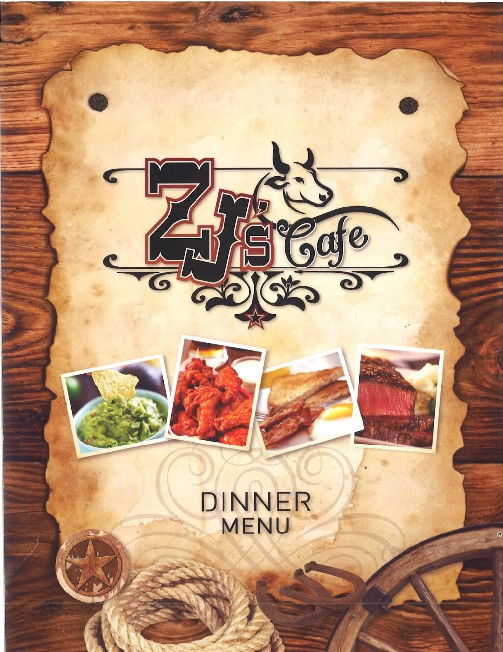 Zjs Cafe & Bar   cafe   107 S Kent St, Gorman, TX 76454, USA   2547344976 OR +1 254-734-4976