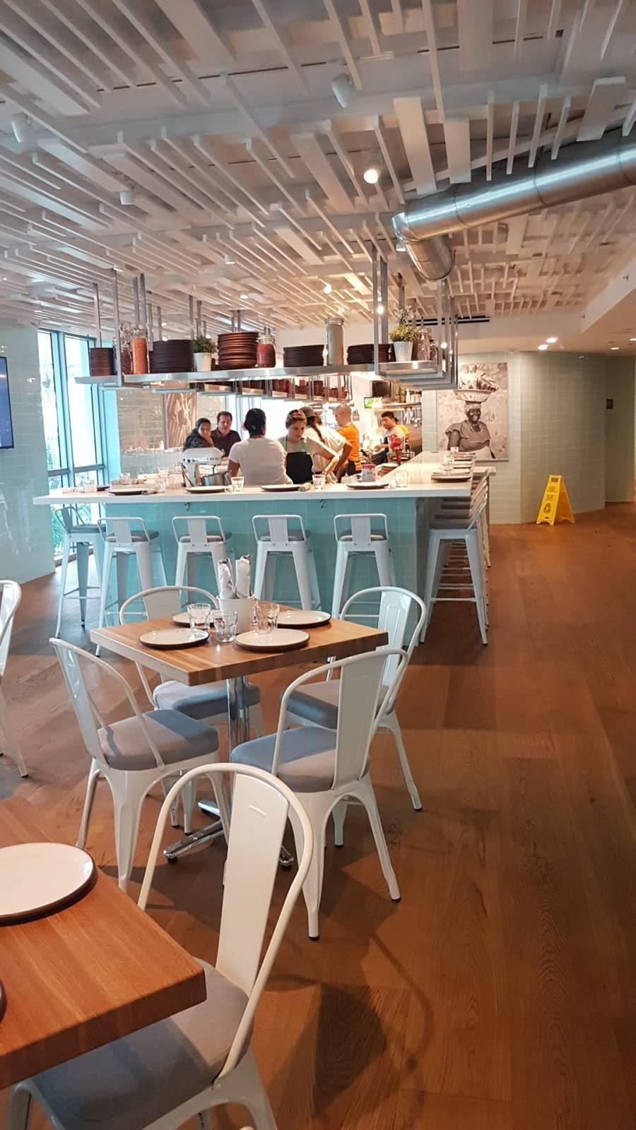 Obra Kitchen Table Restaurant 1331 Brickell Bay Dr Miami Fl 33131 Usa
