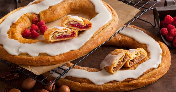 O&H Danish Bakery | bakery | 717 S Sylvania Ave, Sturtevant, WI 53177, USA | 2628981950 OR +1 262-898-1950