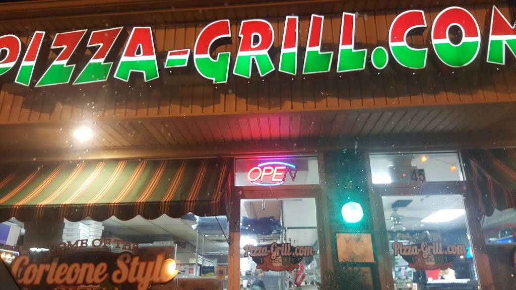 Pizza Grill | meal delivery | 45 George Dye Rd, Hamilton Square, NJ 08690, USA | 6095865770 OR +1 609-586-5770