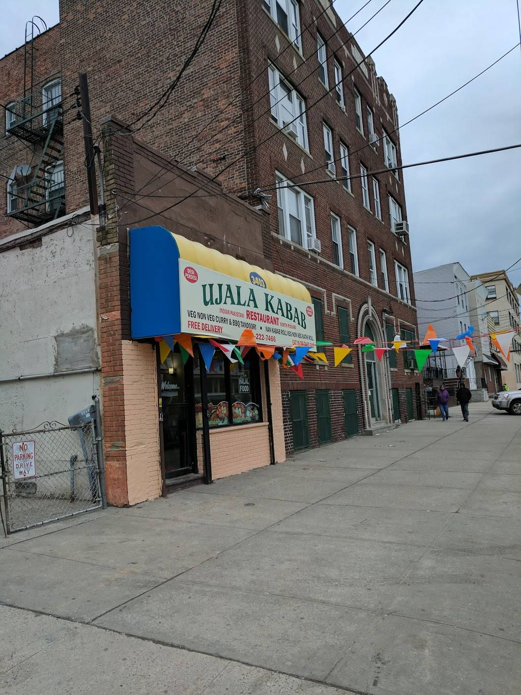 Ujala Kabab Restaurant | restaurant | 3403 John F. Kennedy Blvd, Jersey City, NJ 07307, USA | 2012227466 OR +1 201-222-7466