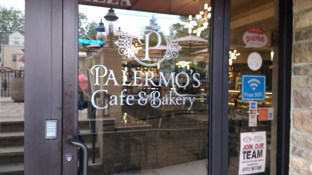 Palermos Cafe & Bakery | meal delivery | 389 Liberty St, Little Ferry, NJ 07643, USA | 2013369818 OR +1 201-336-9818