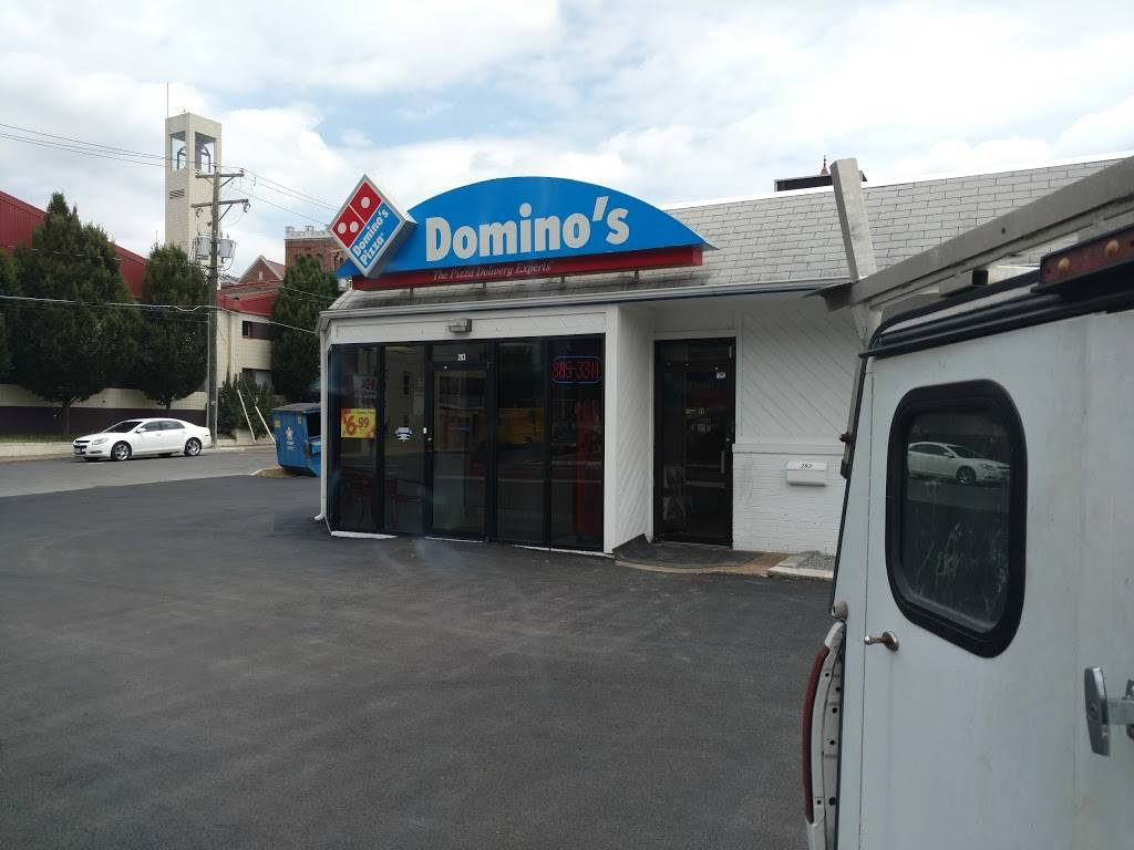Dominos Pizza | meal delivery | 283 N Central Ave, Staunton, VA 24401, USA | 5408853311 OR +1 540-885-3311