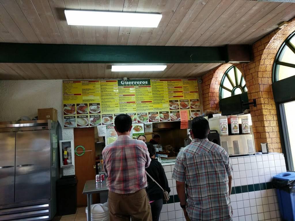 Guerreros Taqueria | restaurant | 164 Reina Del Mar Ave, Pacifica, CA 94044, USA | 6503552833 OR +1 650-355-2833