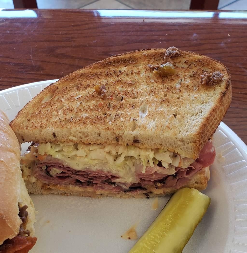 Santinis New York Style Deli | meal takeaway | 11804 Baron Cameron Ave, Reston, VA 20190, USA | 7034813333 OR +1 703-481-3333