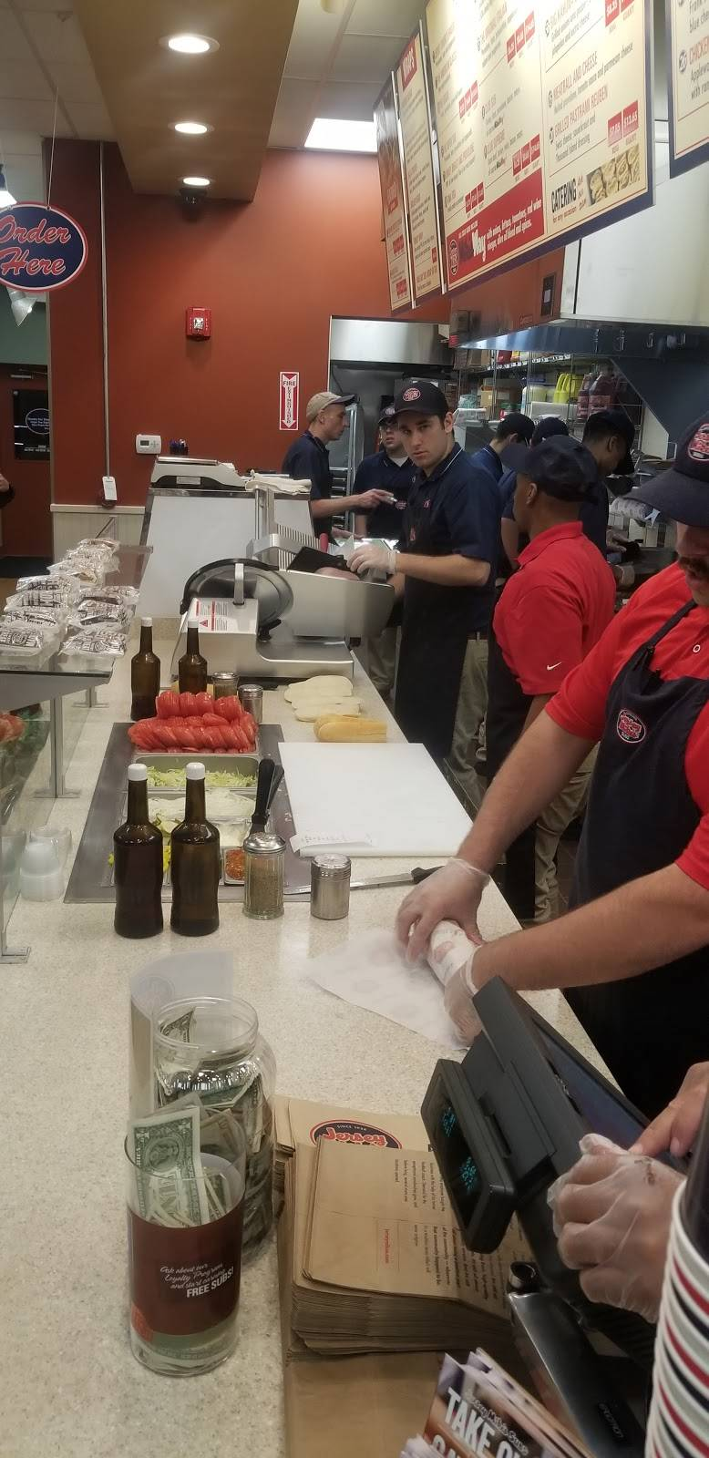 Jersey Mikes Subs   meal takeaway   200 Mill Creek Dr, Secaucus, NJ 07094, USA   2012938493 OR +1 201-293-8493