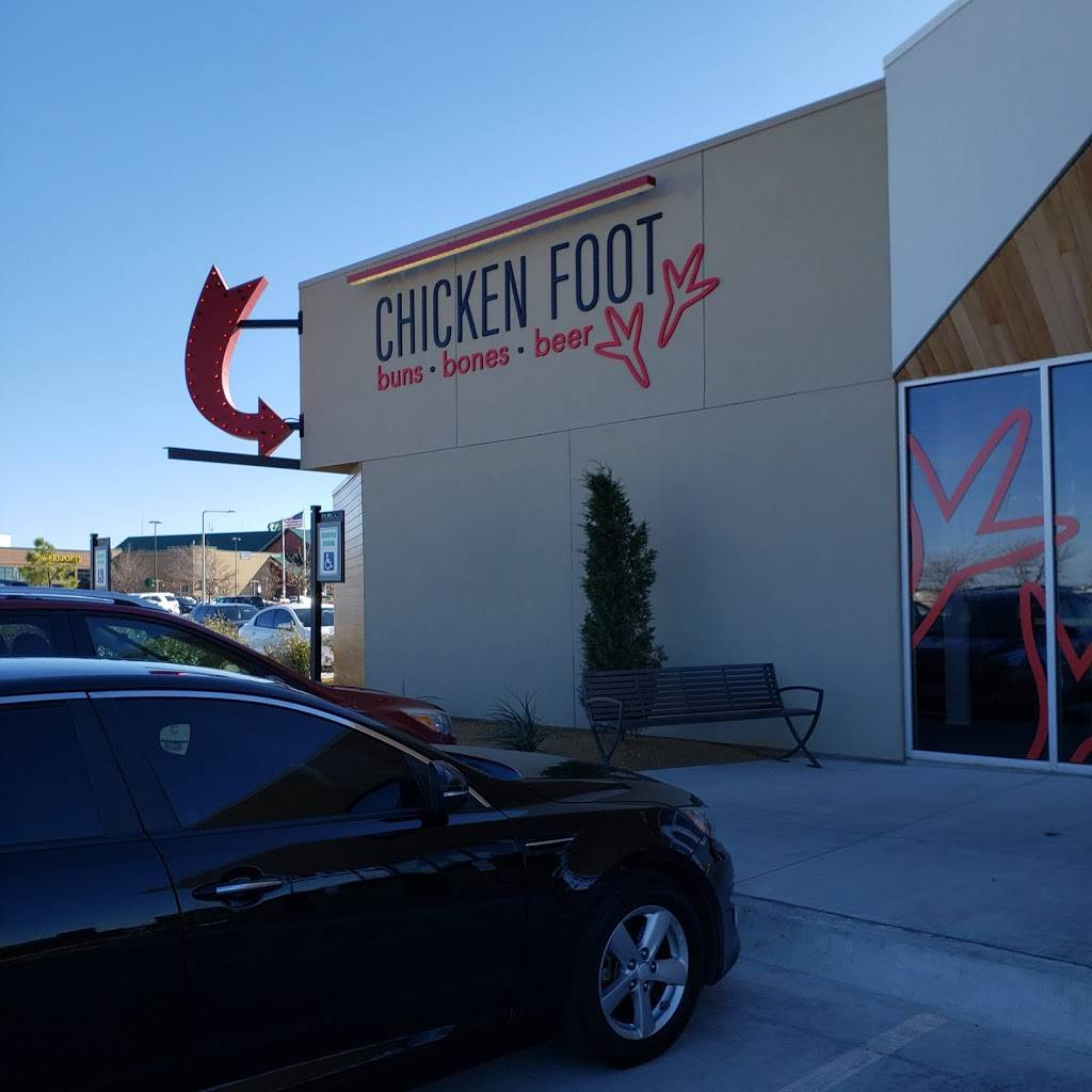 Chicken Foot OKC | restaurant | 1316 W Memorial Rd #100, Oklahoma City, OK 73114, USA | 4052867750 OR +1 405-286-7750
