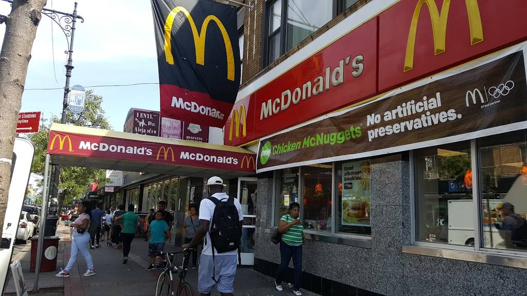 McDonalds | cafe | 54-04 Myrtle Ave, Ridgewood, NY 11385, USA | 7184567287 OR +1 718-456-7287