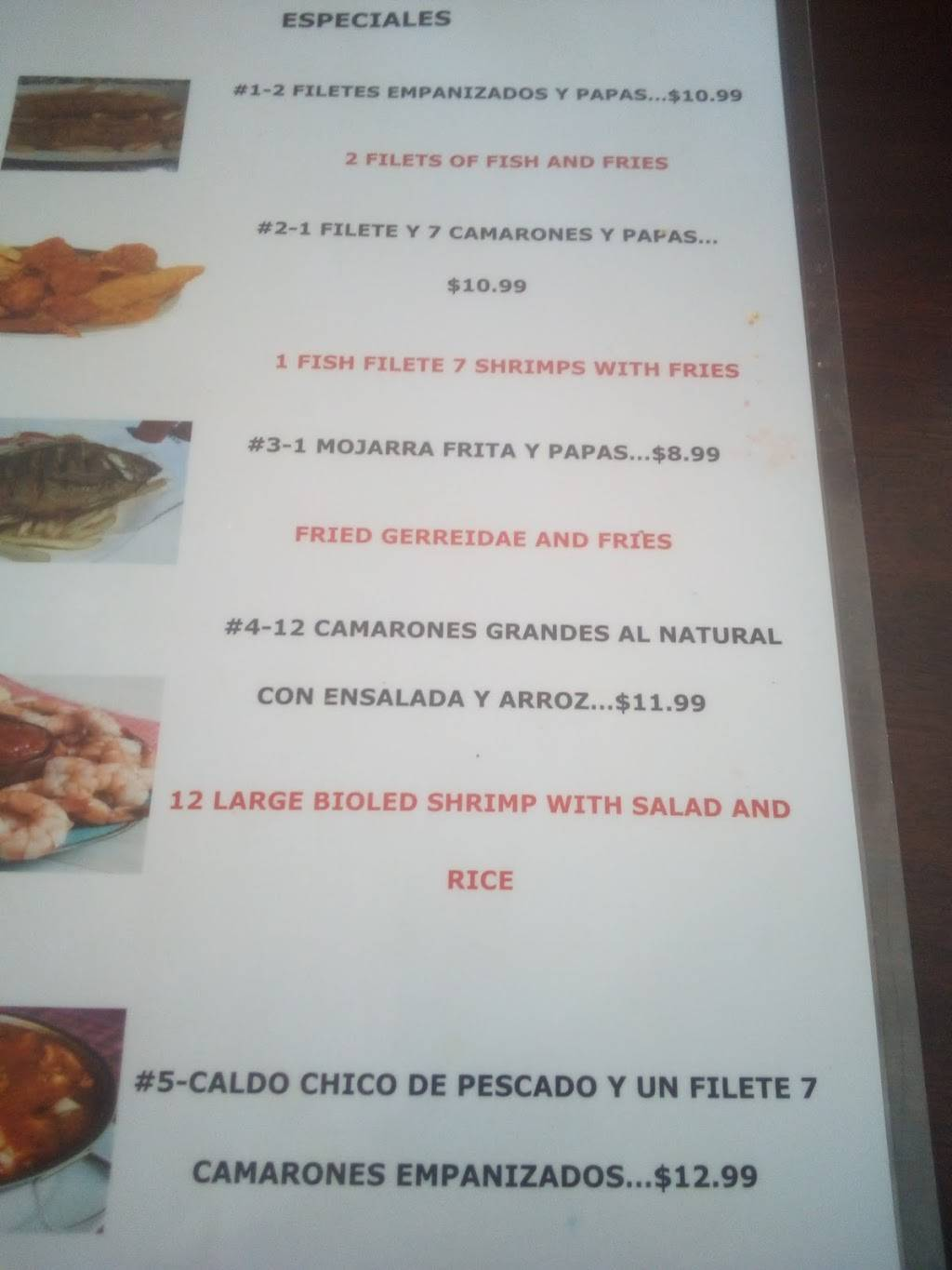 7 Mares Ostioneria #6 Seafood | restaurant | 2411 W Ave M, Temple, TX 76504, USA | 2145490313 OR +1 214-549-0313