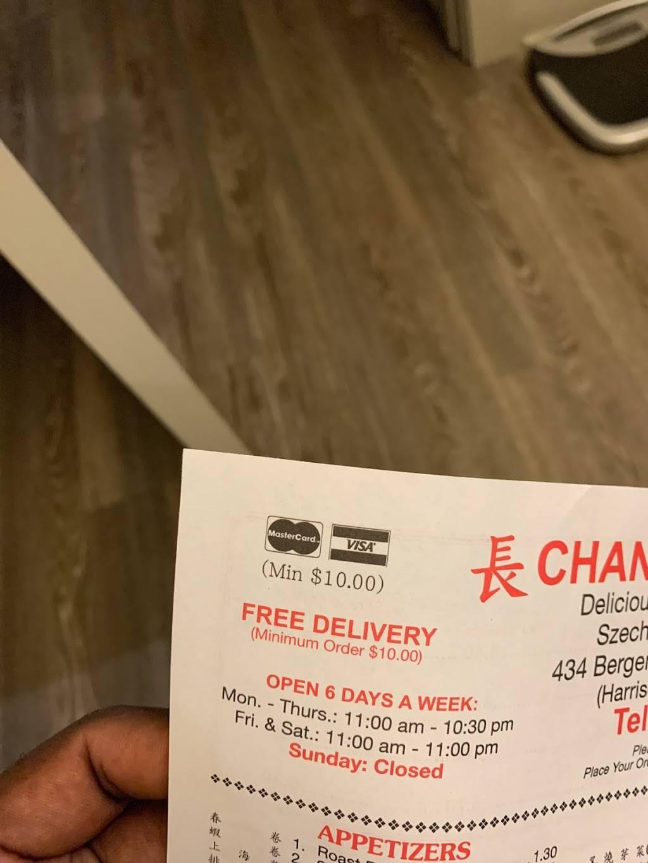 Chang-An Restaurant | restaurant | 434 Bergen St, Harrison, NJ 07029, USA | 9734824563 OR +1 973-482-4563