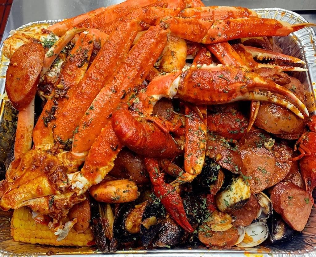 Cajun Seafood & Wings   restaurant   1337 Chestnut St, Orangeburg, SC 29115, USA   8039972735 OR +1 803-997-2735