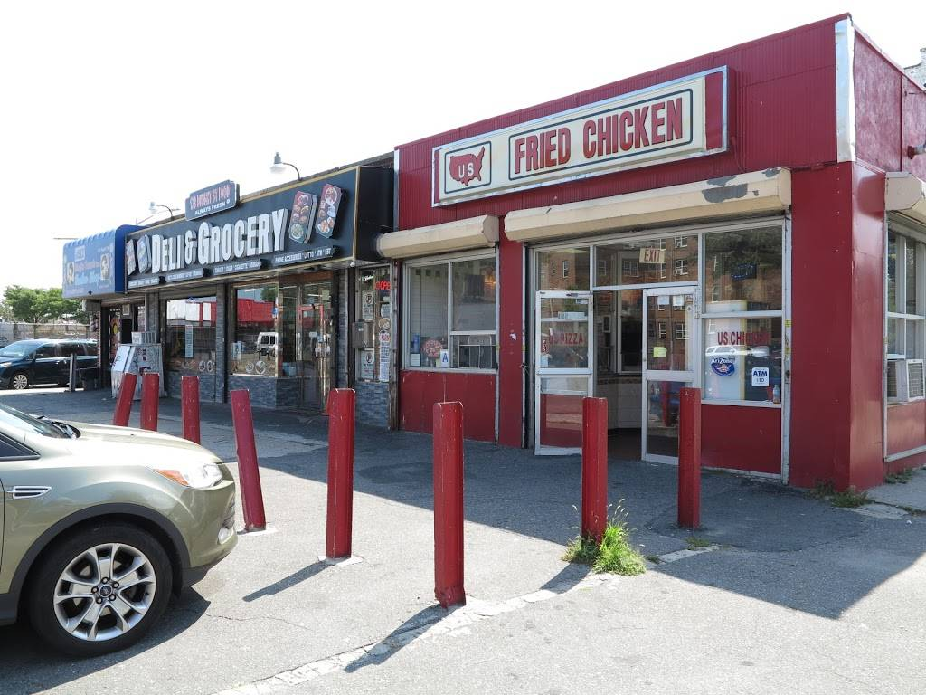 US Fried Chicken   restaurant   129 Dwight St, Brooklyn, NY 11231, USA   7186434662 OR +1 718-643-4662