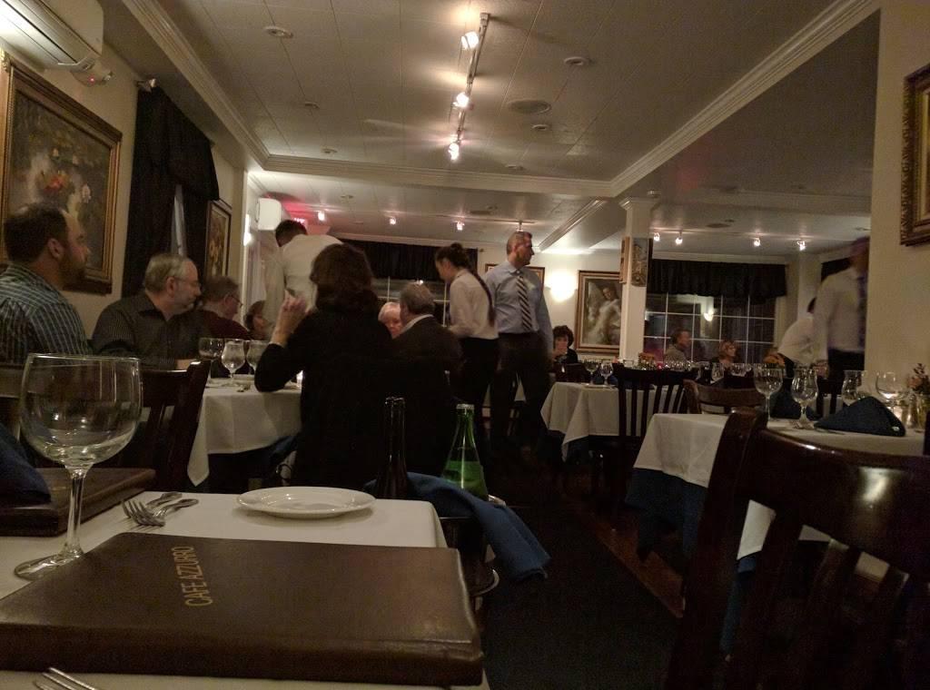 Cafe Azzurro | cafe | 141 Main St, Peapack, NJ 07977, USA | 9084701470 OR +1 908-470-1470