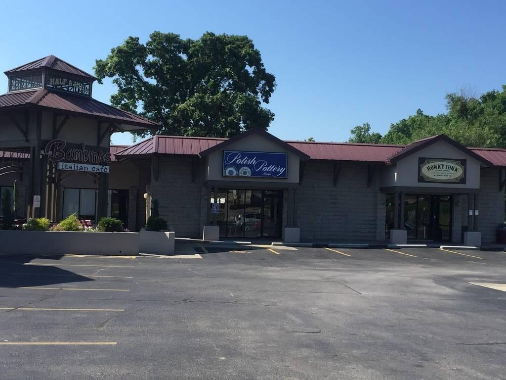 The Polish Pottery Shoppe | shopping mall | 2802 E E Battlefield Rd, Springfield, MO 65804, USA | 4177204447 OR +1 417-720-4447