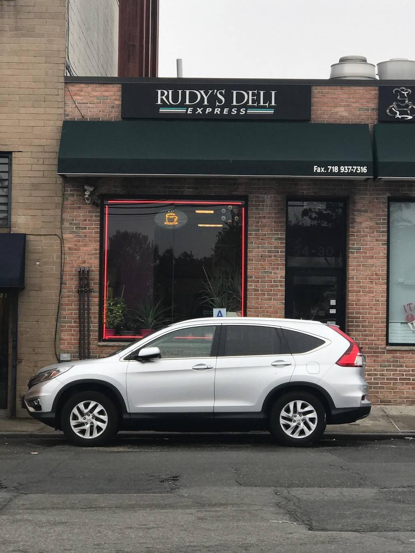 Rudys | cafe | 54-30 48th St, Maspeth, NY 11378, USA | 7189377168 OR +1 718-937-7168