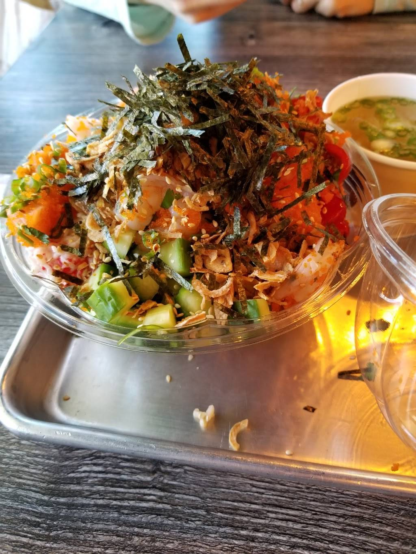 Yes Poke Station | restaurant | 306 W Laurel St #113, Fort Collins, CO 80524, USA | 9702219200 OR +1 970-221-9200