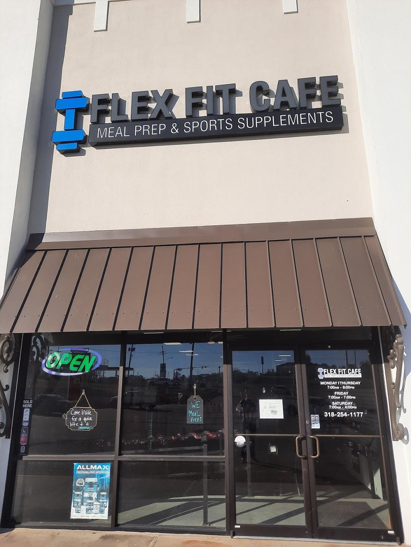 Flex Fit Cafe | restaurant | 203 North Service Rd E, Ruston, LA 71270, USA | 3182541177 OR +1 318-254-1177