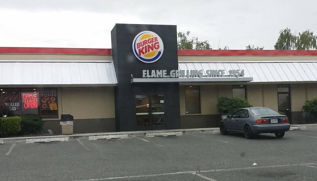 Burger King | restaurant | 1812 Freeway Dr, Mt Vernon, WA 98273, USA | 3604243022 OR +1 360-424-3022