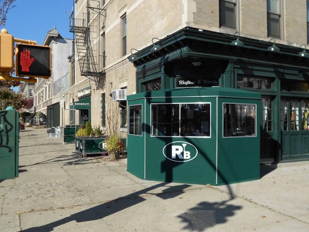 Rhythm & Booze Sports Bar and Grill | restaurant | 1674 10th Ave, Brooklyn, NY 11215, USA | 7187889699 OR +1 718-788-9699
