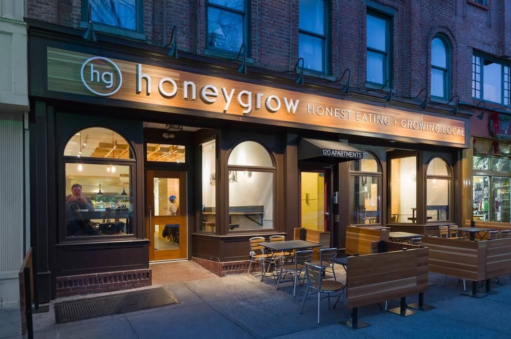 honeygrow | restaurant | 120 Washington St, Hoboken, NJ 07030, USA | 2015338089 OR +1 201-533-8089