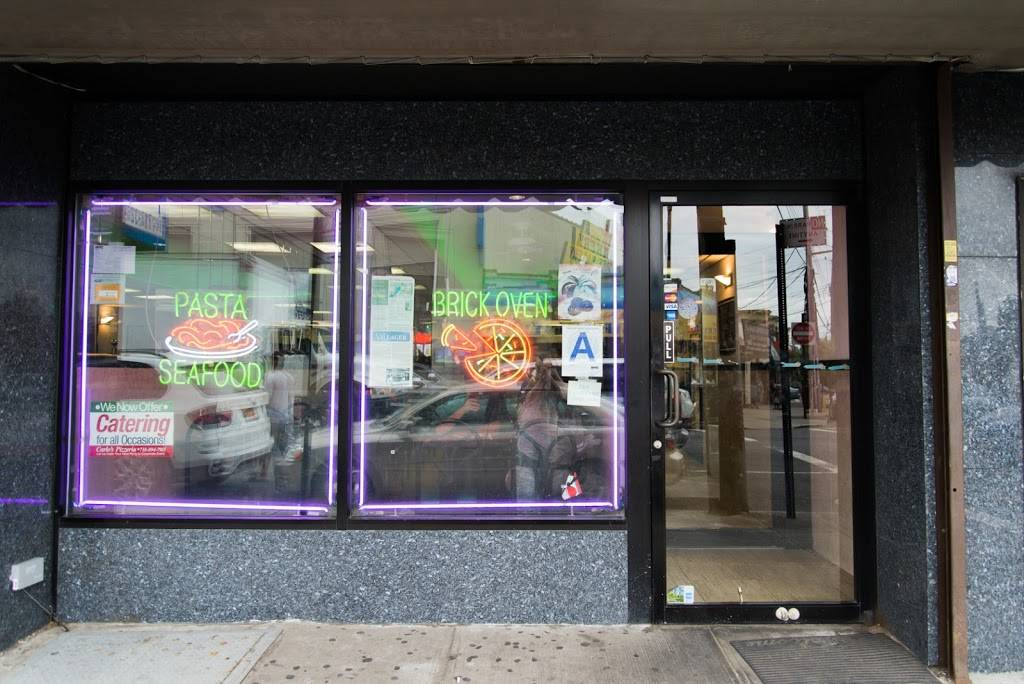 Carlos Pizza | meal delivery | 74-02 Metropolitan Ave, Middle Village, NY 11379, USA | 7188947915 OR +1 718-894-7915