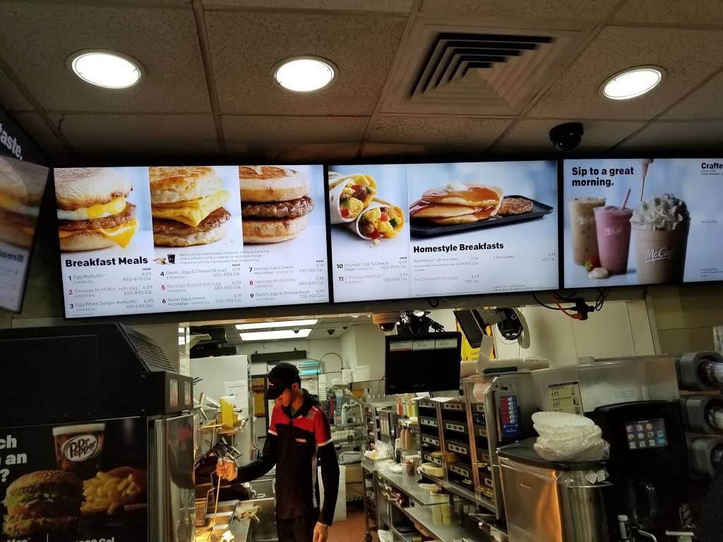 McDonalds | cafe | 4174 White Plains Rd, Bronx, NY 10466, USA | 7185471823 OR +1 718-547-1823